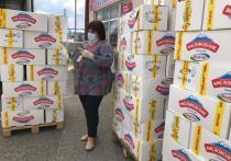 Более 24 тысяч нуждающихся ставропольцев получили продуктовые наборы