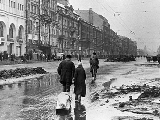 Дети в Германии о войне: «Ленинградка»