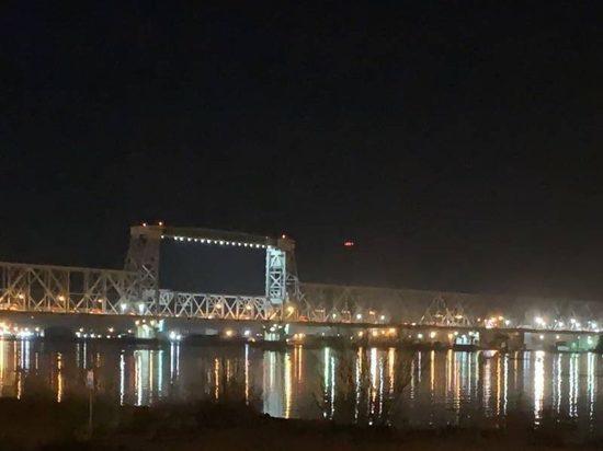 Северодвинский мост закрывают для ночных гонщиков