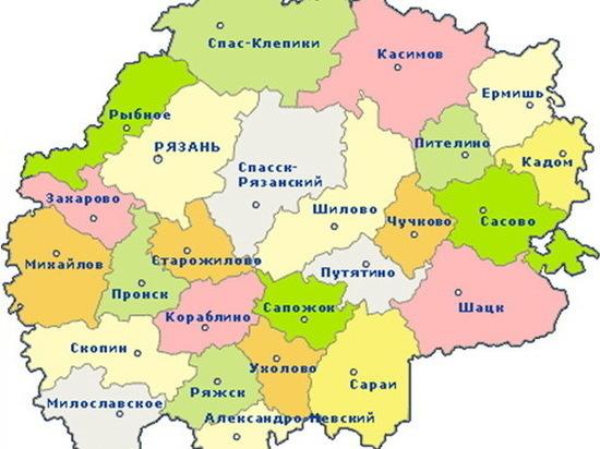 Еще в одном районе Рязанской области выявили коронавирус