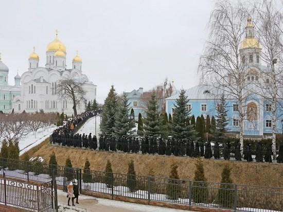48 монахинь Серафимо-Дивеевского монастыря заразились коронавирусом