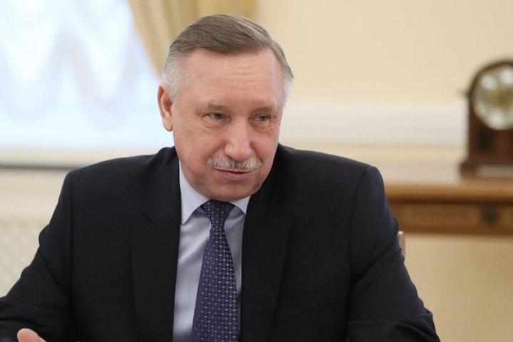 Губернатор СПб хочет внести изменения в Бюджетный кодекс после одобрения крупного инфраструктурного кредита
