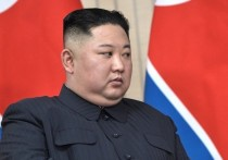 Радио КНДР распространило обращение Ким Чен Ына