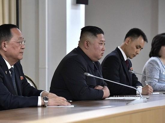 В Госдуме рассказали о здоровье Ким Чен Ына