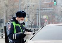 В Подмосковье сотрудники ГИБДД будут раздавать маски