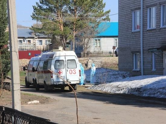 Кротко и ясно о ситуации в Змеиногорске, где выявлено наибольшее число зараженных COVID19