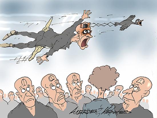 Путин услышал гнев народа