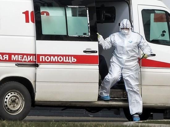 СМИ: врач с коронавирусом выпала из окна больницы в Москве