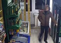 В Улан-Удэ схватили грабителя, унесшего три бутылки пива