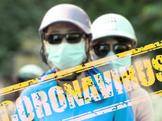 В Китае объявили о трёх случаях инфицирования коронавирусом за сутки
