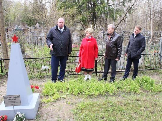 Найденные в бору Калуги останки бойцов захоронят на Пятницком кладбище
