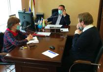 По новым правилам: в администрации Металлургического района состоялся дистанционный прием граждан