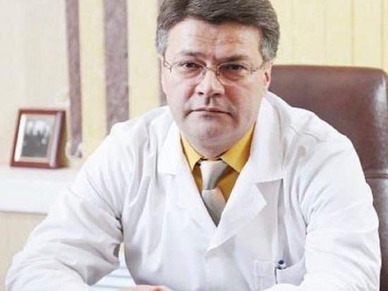 Шапша сменил руководителя калужского минздрава