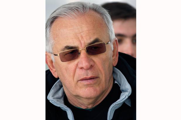 Гаджи Гаджиев вспомнил слезы Роберто Карлоса