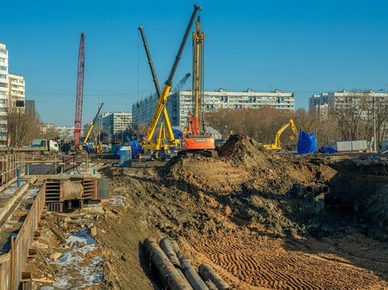 На Рублевке оформят метро