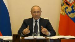 Путин пообещал парад Победы, сравнив коронавирус с врагом