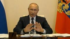 Путин из-за пандемии эмоционально вспомнил убийства спартанцев
