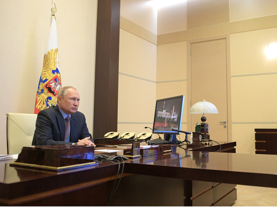Путин назвал условие поездок на дачи в майские праздники