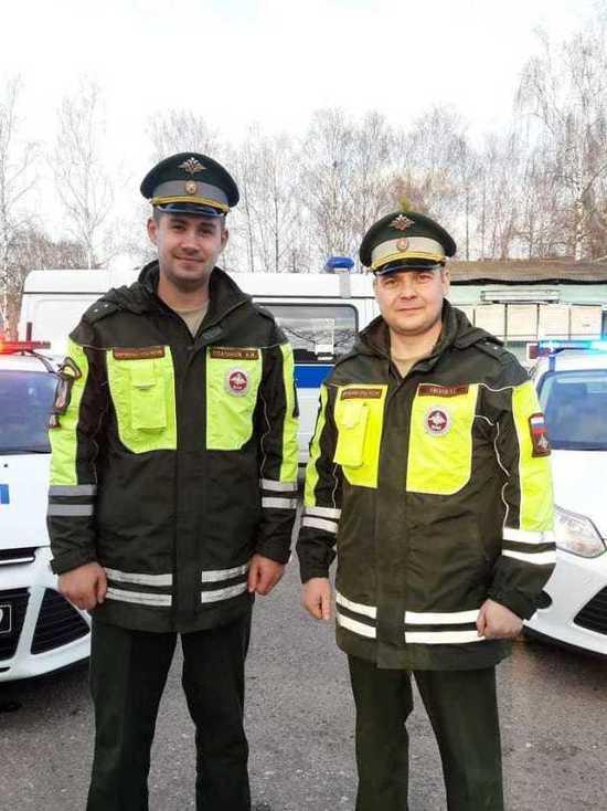 Инспекторы ВАИ Владимирской области догнали нарушителя