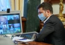 Зеленский выстрелил себе в ногу историей с Саакашвили