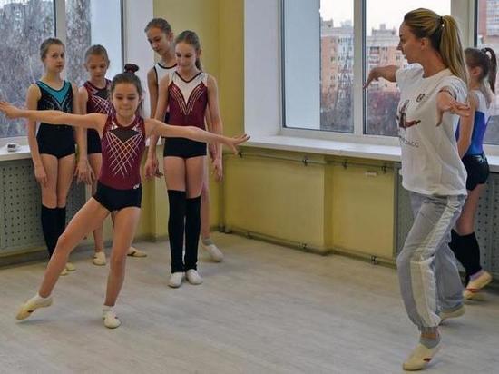 В Курске ведут гимнастику онлайн