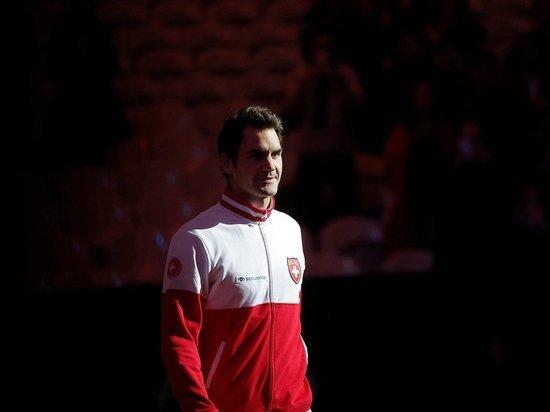 Федерер спасает: швейцарец хочет объединить мужской и женский туры