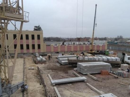 В Калмыкии до конца года достроят две сельские школы