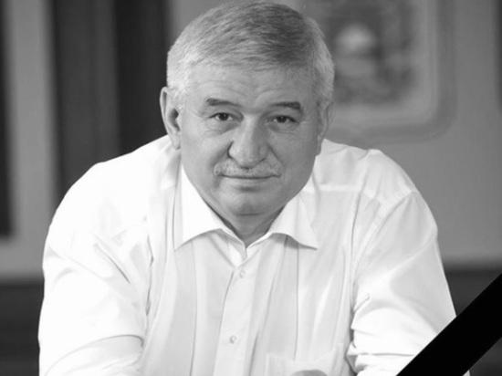 Губернатор Владимиров сообщил о кончине главы Ставрополя