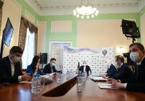 Министр спорта Олег Матыцин провел в формате видеоконференции совещание с представителями общероссийских спортивных федераций