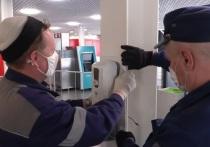 На крупнейших вокзалах Урала установят диспенсеры для дезинфекции рук