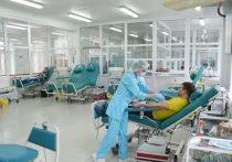 В Кирове коронавирус будут лечить переливанием плазмы крови