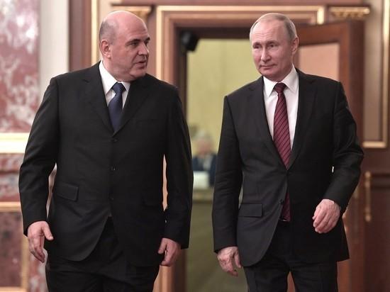 Путин попросил Мишустина позвонить из больницы