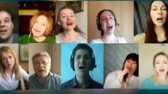 Преподаватели ДШИ 13 Краснодар записали музыкальнок обращение к ученикам