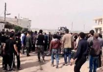 Насеверо-западеСирии вспыхнула торговая война