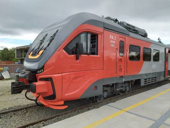 На Сахалине рельсовые автобусы РА-3 станут «Орланами»