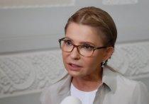 Тимошенко сравнила Украину с идущим на дно