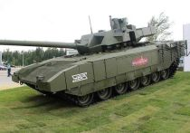 В Киеве попытались присвоить идею танка «Армата»