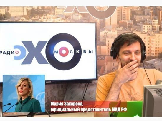 """Захарова отказалась от дебатов с Навальным: """"Шулерский разговор"""""""