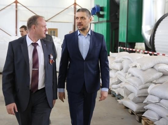 Первый резидент ТОР «Забайкалье» запустил завод