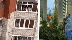 Коронавирусный Первомай отметили шествиями и пьянками на балконах