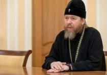 У митрополита Тихона взломали почту и требовали с него 10 млн рублей