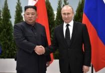 Песков: у Кремля нет данных о здоровье Ким Чен Ына