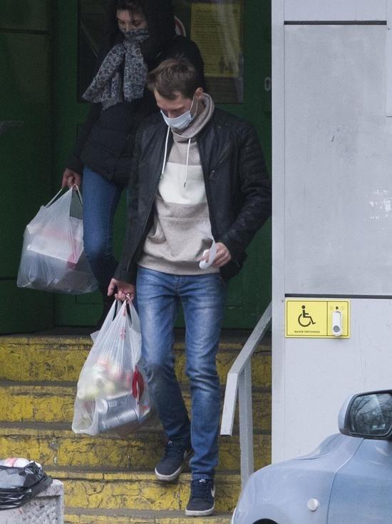 В Москве пырнули мужчину за пакет с продуктами