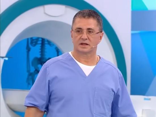 Доктор Мясников рассказал, от какого вируса ежегодно умирает миллион человек