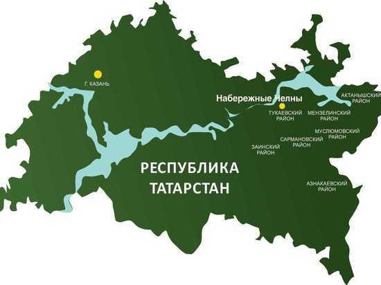 10 районов Татарстана остаются чистыми от коронавируса