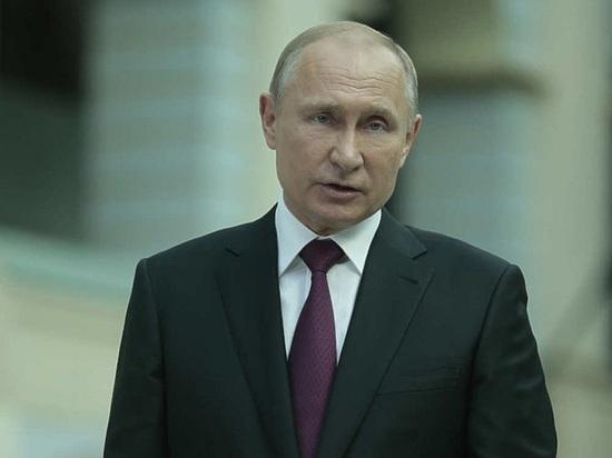 Кремль: 9 мая Путин обратится к россиянам рядом с Вечным огнем