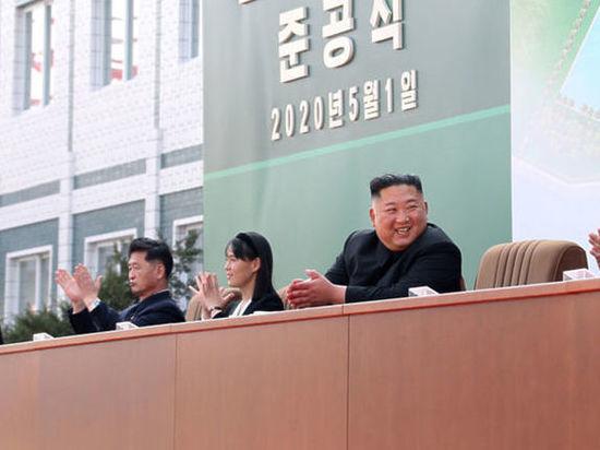 Эксперт по лжи оценил выход Ким Чен Ына в народ