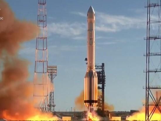 Стало известно, когда устранят брак на ракете «Протон-М»