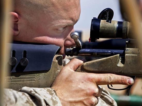 Минобороны ищет снайперов по объявлению в интернете