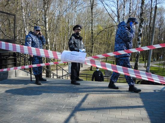 Житель Подмосковья порезал ножом полицейских после замечания о самоизоляции